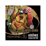 Arôme concentré GREEDY SCRACH HI-END REVOLUTE 10ml