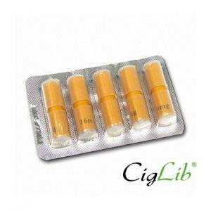 Boite 5 recharges saveur M CigLib-808D