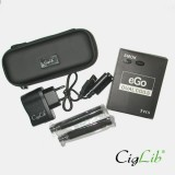 Kit  MEGA CigLib-EGO-DC  Dual Coil  1000 mAH full