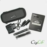 Kit  MEGA CigLib-EGO-DC  Dual Coil  1000 mAH full