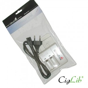 Chargeur ULTRAFIRE WF-138 (CR123A 16340)