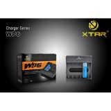 Chargeur XTAR-WP6 (chargeur intelligent)