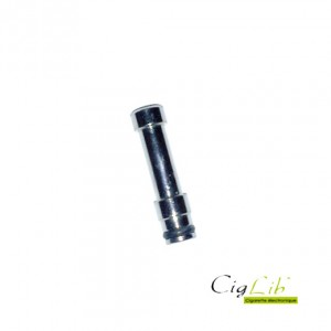 Drip tip inox  510 (num 2)