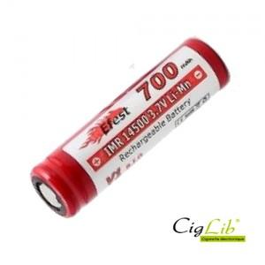 Batterie IMR Efest 14500 700 mAh