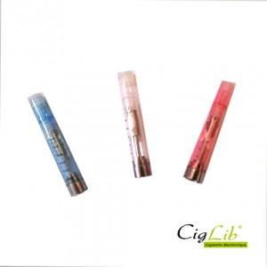 Clearomizer E-cap couleur rouge