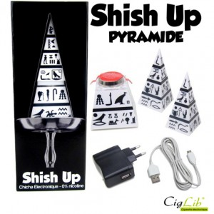 Shish UP Pyramide 2 (chicha électronique)