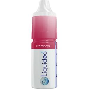 E-liquide LIQUIDEO FRAMBOYZ 10 ml