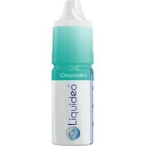 E-liquide LIQUIDEO  CHOCO MINT 10 ml