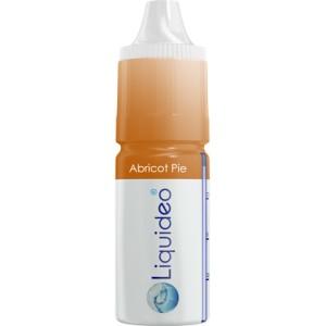 E-liquide LIQUIDEO ABRICOT PIE 10 ml