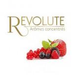 Arôme concentré FRUITS ROUGES  REVOLUTE pour base DIY 10ml