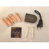 Kit CigLib-520 cartomizers et batteries automatiques)
