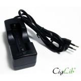 Chargeur 18650 secteur 220V pour cigarette electronique