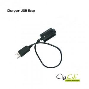 Chargeur USB pour batterie E-CAP