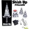 Shish UP Pyramide 2 (chicha électronique)