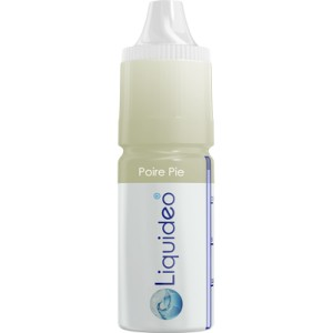E-liquide LIQUIDEO POIRE PIE 10 ml