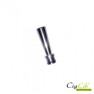 Drip tip inox  510 (num 5)